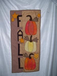Fall banner $65.00